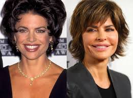 how does lisa rinna cut her hair lisa rinna from better or worse celebs who have had plastic surgery
