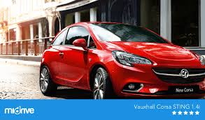 vauxhall corsa 2017 the 5 best cars for learners and new drivers in 2017 midrive blog