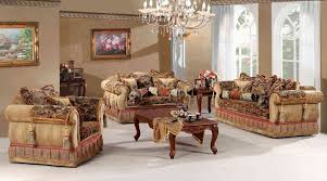 genevieve luxury living room sofa set traditional living room
