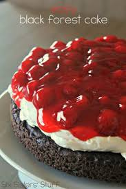 easy black forest cake recipe easy black forest cake black