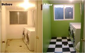 la famille laundry room remodel
