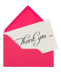 thank you notes exles of words for thank you notes