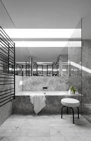 Steingarten Mit Granit Kieselsteine Im Bad Haus Design Ideen