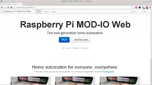 control your light at home with a raspberry pi and olimex u0027s mod