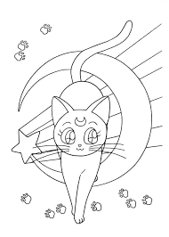 231 sailor moon coloring pages images coloring