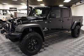 jeep brute single cab pre owned 2013 jeep wrangler rubicon brute double cab conversion