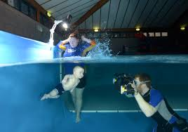 Our underwater studios graphy Water Babies