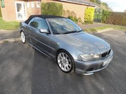 bmw 330ci convertible sport automatic 2004 04 2lady owners