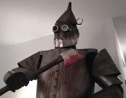 Tin Man Costume Zombie Tin Man From Wizard Of Oz Costume