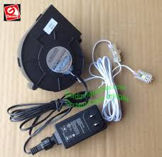 Blow Up Christmas Decorations Motor by Gemmy Replacement 1 0a Fan With 12v 1 0a Adapter