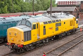 network class network rail yellow class 37 by graham farish nigel s mountains
