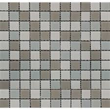 Shower Floor Mosaic Tiles by Glass Mosaic Tile Tile The Home Depot