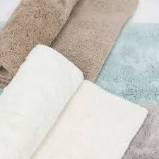 luxury reversible cotton bath rugs by caro home