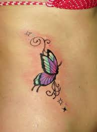 110 small butterfly tattoos with images side tattoos and