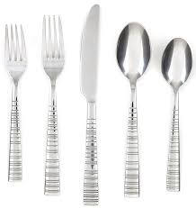 amazon com cambridge silversmiths tula frost 30 piece flatware