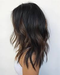 long brown hairstyles with parshall highlight 20 jaw dropping partial balayage hairstyles subtle brown