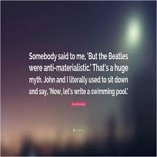 inspirational inspirational beatles quotes