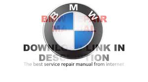 bmw e46 3 series 2001 2002 2003 2004 repair manual youtube