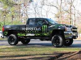 monster truck show in dc monster energy chevy silverado with 20x12 fuel hostage wheels 38in