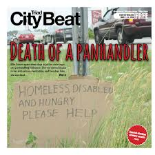 lexus yellow triangle exclamation tcb june 8 2016 u2014 death of a panhandler by triad city beat issuu