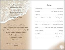 free sle funeral programs templates december 2013 funeral homes