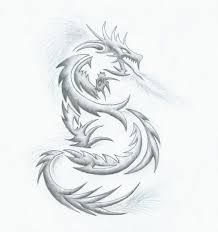 dragon tattoo drawing photos pictures and sketches tattoo