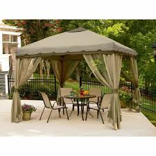 Gazebo On Patio Brilliant Patio Canopy Gazebo Home Remodel Photos Canopy On Patio