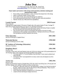 Sample Resume Business Owner by Small Business Owner Resume Sample Resume Cover Letter Format