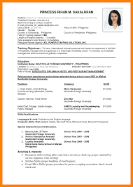 resume format for marriage proposal free resume builder that i can