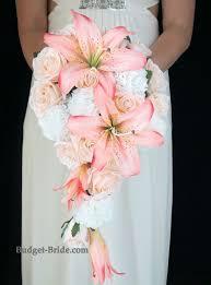 Cascade Bouquet 30 Stunning Cascading Wedding Bouquets Deer Pearl Flowers