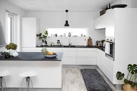 Designer Kitchen Tiles by Kitchen Scandinavian Style Kitchen Garde Hvalsoe Kitchen