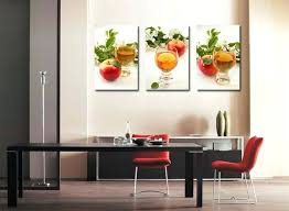 cadre cuisine cadre pour cuisine cadre 3 panneau moderne imprimac toile peinture