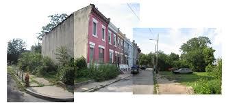 splendiferous renovation abandoned row home becomes artist u0027s eco