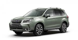 green subaru forester subaru of new zealand