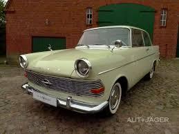 opel rekord 1963 der autojäger