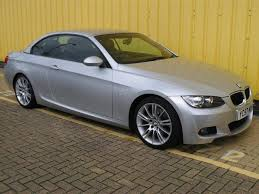 bmw 320i 2007 for sale used 2007 bmw 3 series convertible 320i m sport petrol for sale in