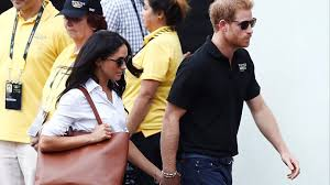 harry and meghan markle first appearance together for harry and meghan markle bbc news