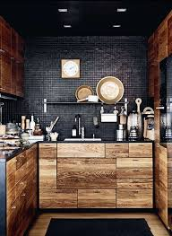 wall hung kitchen cabinets black wood kitchen with mounted wall cabinet hupehome