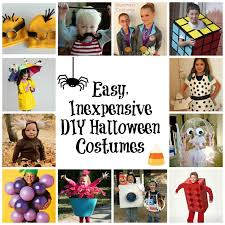 Cheap Halloween Costume Ideas Etikaprojects Com Do It Yourself Project