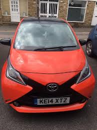 toyota aygo 14 plate manual in hoddesdon hertfordshire gumtree