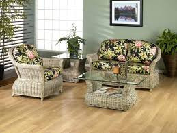 Living Room Wicker Furniture Rattan Furniture Indoor Used Wicker Furniture Real Wicker