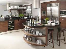 Kitchen Counter Table Home Design Styles - Counter table kitchen