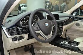 Bmw X5 Hybrid - bmw x5 xdrive40e plug in hybrid interior at iaa 2015 indian