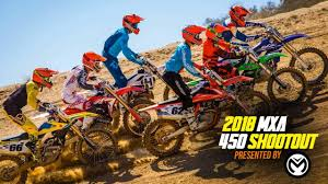 motocross action 450 shootout 2018 motocross action 450 shootout the complete test text truth
