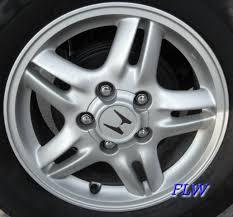 1999 honda crv rims 1999 honda cr v oem factory wheels and rims