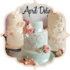 wedding cake nottingham april delights