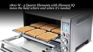 Breville Toaster Convection Oven Breville Bov845bss Smart Oven Pro Convection Toaster Oven With