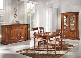sedie per sala pranzo gallery of sala da pranzo classica 6 sedie legno mobili casa idea