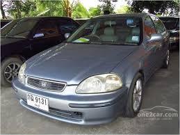 honda civic 1998 vti honda civic 1998 vti 1 6 in ภาคตะว นออก automatic sedan ส เง น for