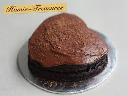 my humble piece of art steamed moist chocolate cake